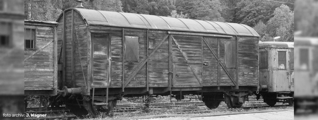 Historický pohľad na služobák Pwgs ČSD TT