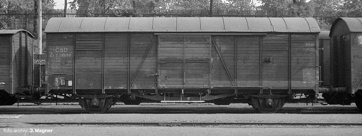 Historický pohľad na náklaďák Gbk ČSD TT | Kolmar